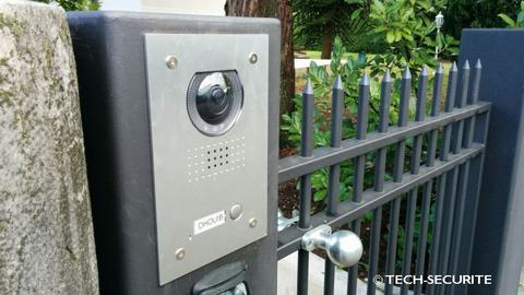 Installation interphone